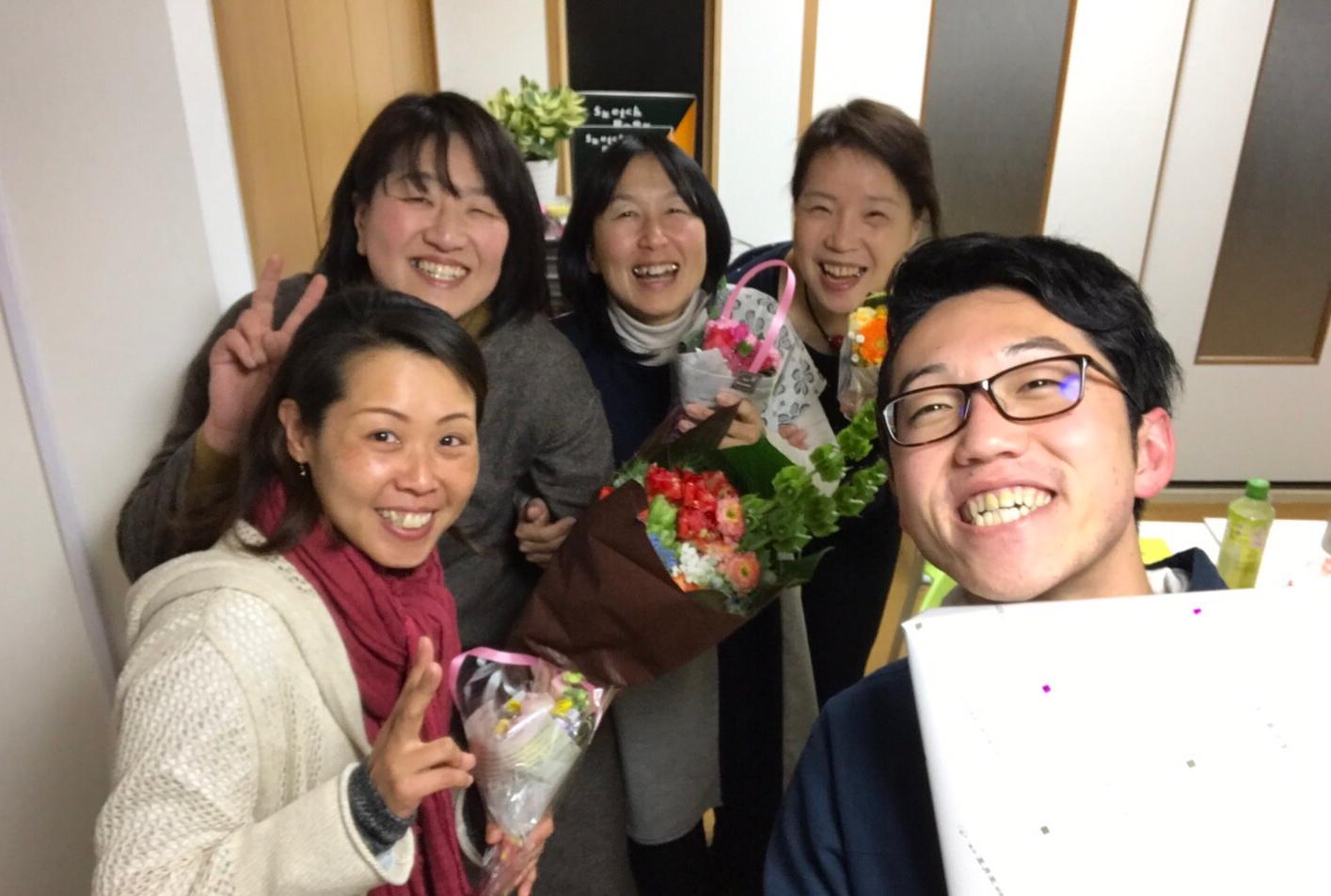 9ヶ月間で進んだ、津島・SMILE  最終回を迎えました。